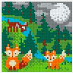 Pixelsæt - Ræve