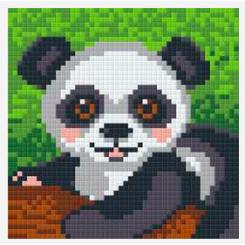 Pixelsæt - Panda