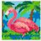 Pixelsæt - Flamingo