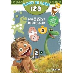 Sjovt at lære - 123 - Den gode dinosaur