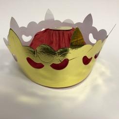 Kattekonge - krone