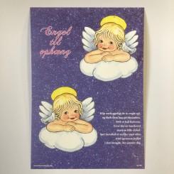 Engel til ophæng, skypude