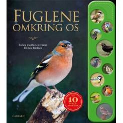 Fuglene omkring os - En bog med fuglestemmer for hele familien