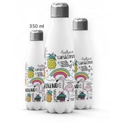 iDrink Drikkedunk 350 ml, unicorn