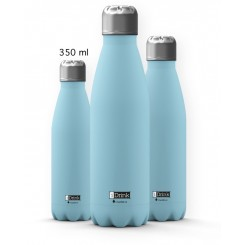iDrink Drikkedunk 350 ml, lyseblå