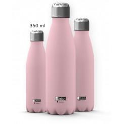 iDrink Drikkedunk 350 ml, lyserød