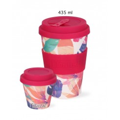iDrink ToGo kop 435 ml, flowers
