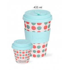 iDrink ToGo kop 435 ml, dots