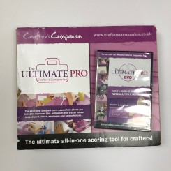 The Ultimate Pro - Crafter's Companion + DVD
