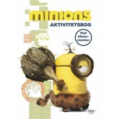 Minioins aktivitetsbog m/hulemand