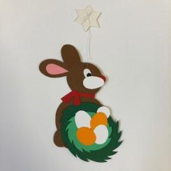 Uro, påskehare med påskeæg