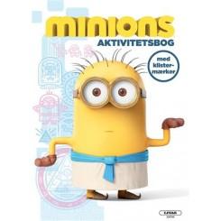 Minioins aktivitetsbog m/egypter