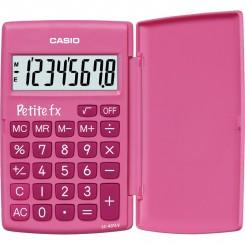 Lommeregner Casio LC-401LV-BU Petite fx pink