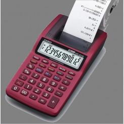 Strimmelregner Casio HR-8TEC inkl. adapter
