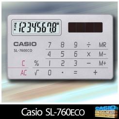 Casio lommeregner SL-760ECO