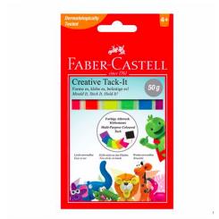 Faber Castell Creative Hæftemasse / elefantsnot, 50g