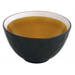 Stentøjsskål Ø15 cm - Honninggul