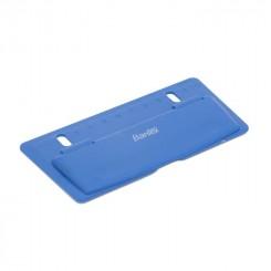 Bantex Slim, hulmaskine til ringbind, blå