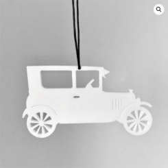 Ophæng, Klassisk bil 1927