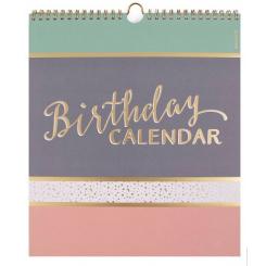 Fødselsdagskalender, multi