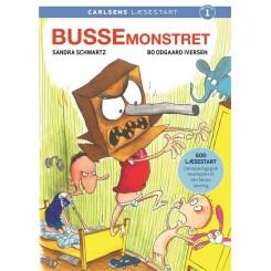 Carlsens Læsestart: Bussemonstret