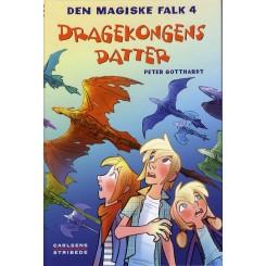 Den magiske falk 4: Dragekongens datter