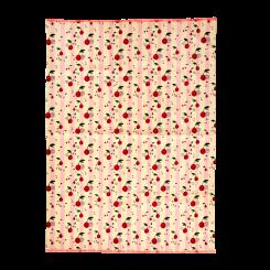 Viskestykke - Cherry Print