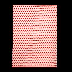 Viskestykke - Sweet Hearts Print