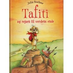 Tafiti og rejsen til verdens ende