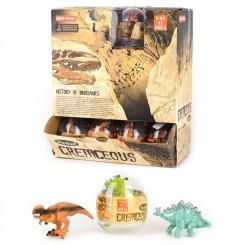 Dinosaur i en skal