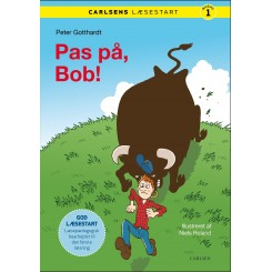 Carlsens læsestart - Pas på, Bob!