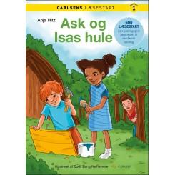 Carlsens læsestart - Ask og Isas hule