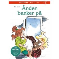 Carlsens læsestart - Ånden banker på