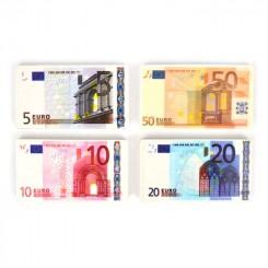 Viskelæder Euroseddel