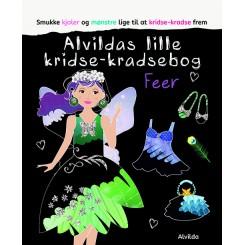 Alvildas lille kridse-kradse bog - Feer