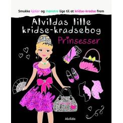 Alvildas lille kridse-kradse bog - Prinsesser