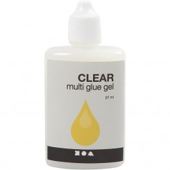 Clear Multi Glue Gel, 27ml
