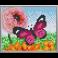 Pixel XL 4 basisplader, Sommerfugl & blomst