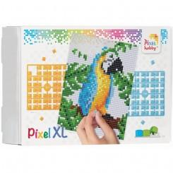 Pixel XL 4 basisplader, Papegøje