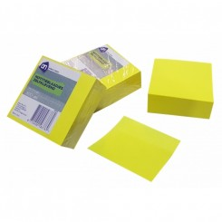 StickNotes 75*75mm 300 ark neongul