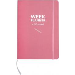 Week planner A5