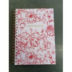 Mayland bullet journal, blomster