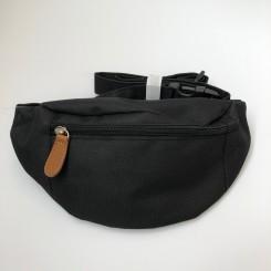 Boxer børne bæltetaske, sort