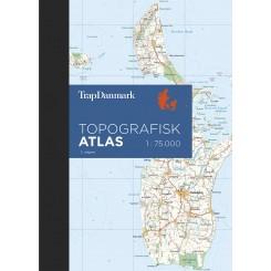 Trap Danmark Topografisk Atlas, 2. udgave