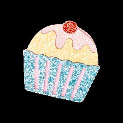 Muffin Broche