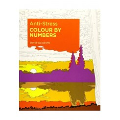 Malebog, Anti-Stress Colour by Numbers