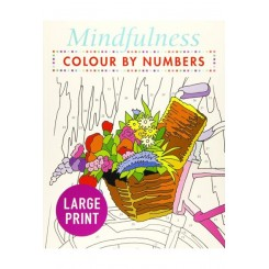 Malebog, Mindfulness Colour-by-Numbers