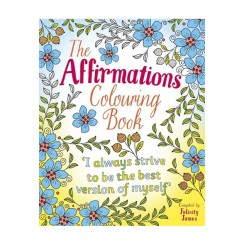 Malebog, Affirmations Colouring Book