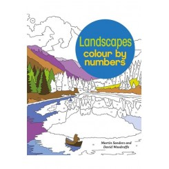 Malebog, Landscape Colour by Numbers