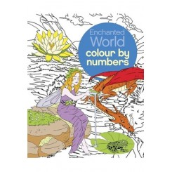 Malebog, Colour by Numbers: Enchanted World